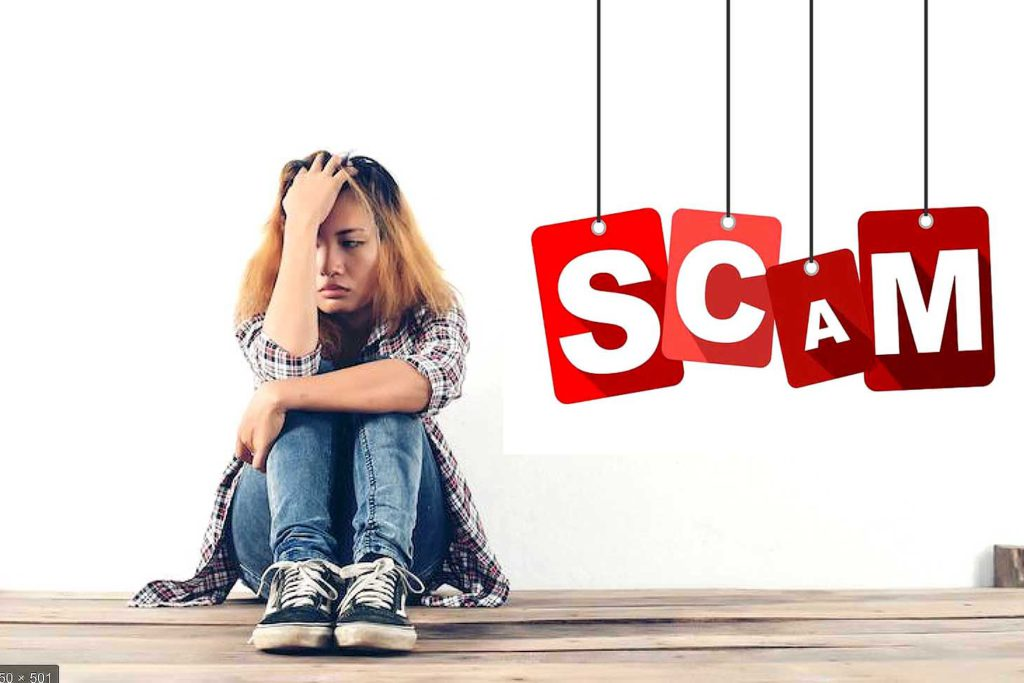 BEWARE – TRAVEL SCAMS
