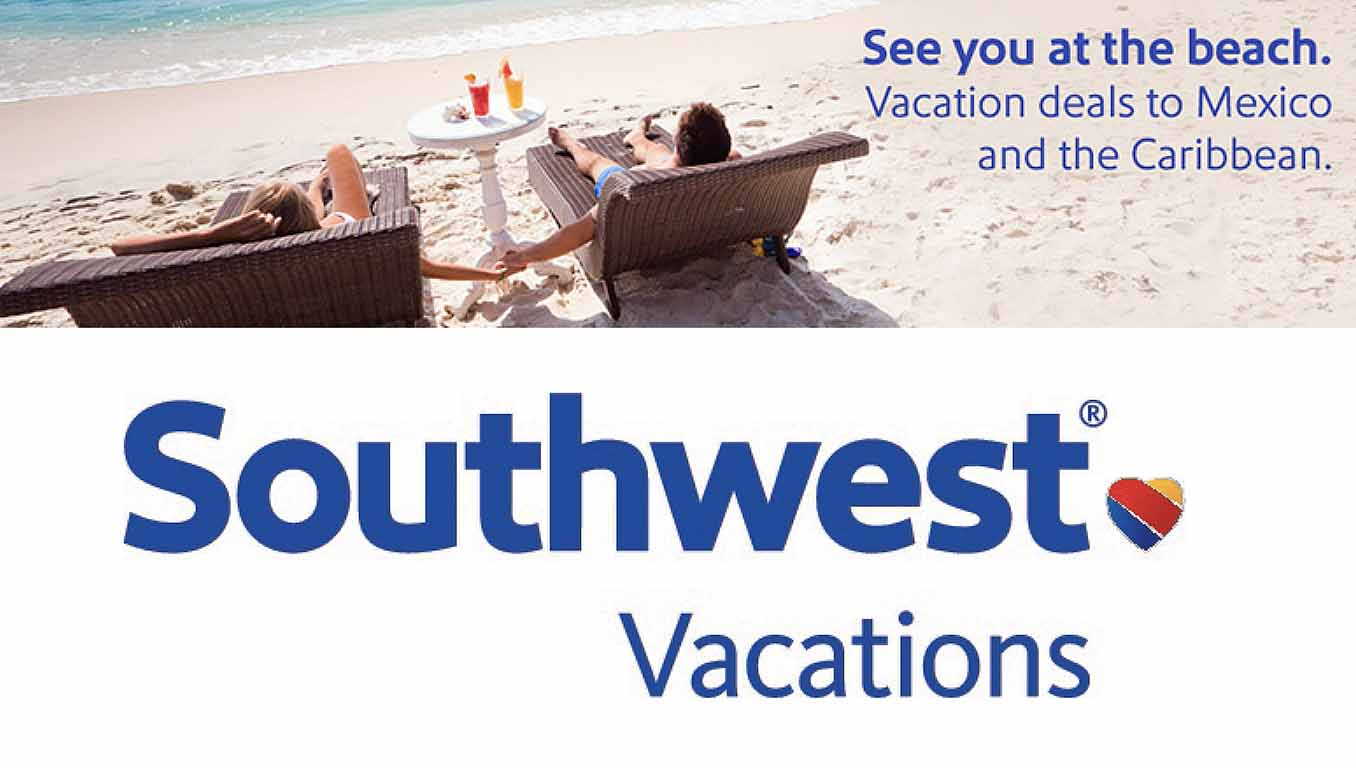 Southwest Airlines Vacations Go Cheep Now