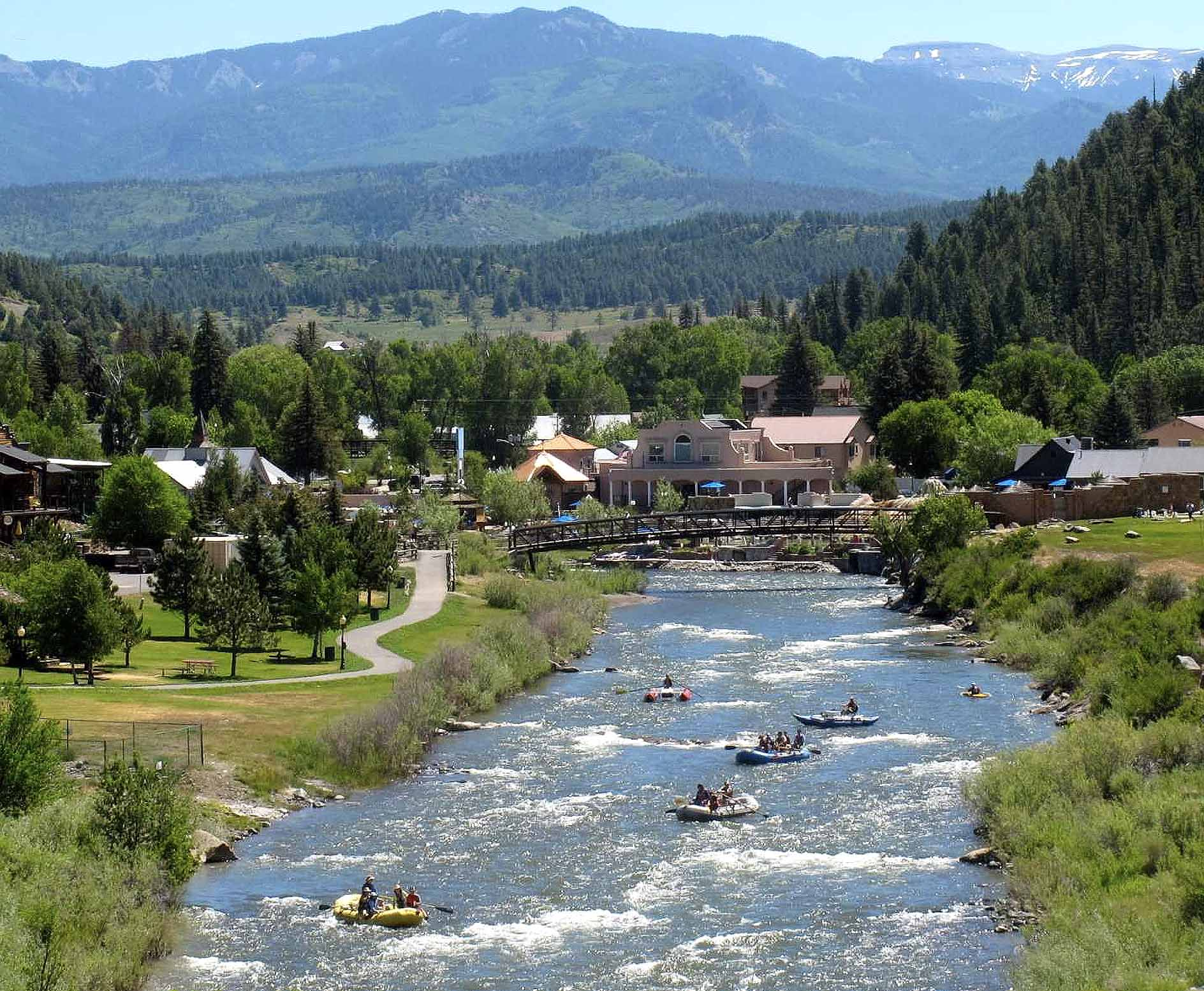 Pagosa Springs Colorado – Affordable Year Round