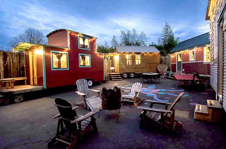 The Tiny House Hotel – Portland, Oregon