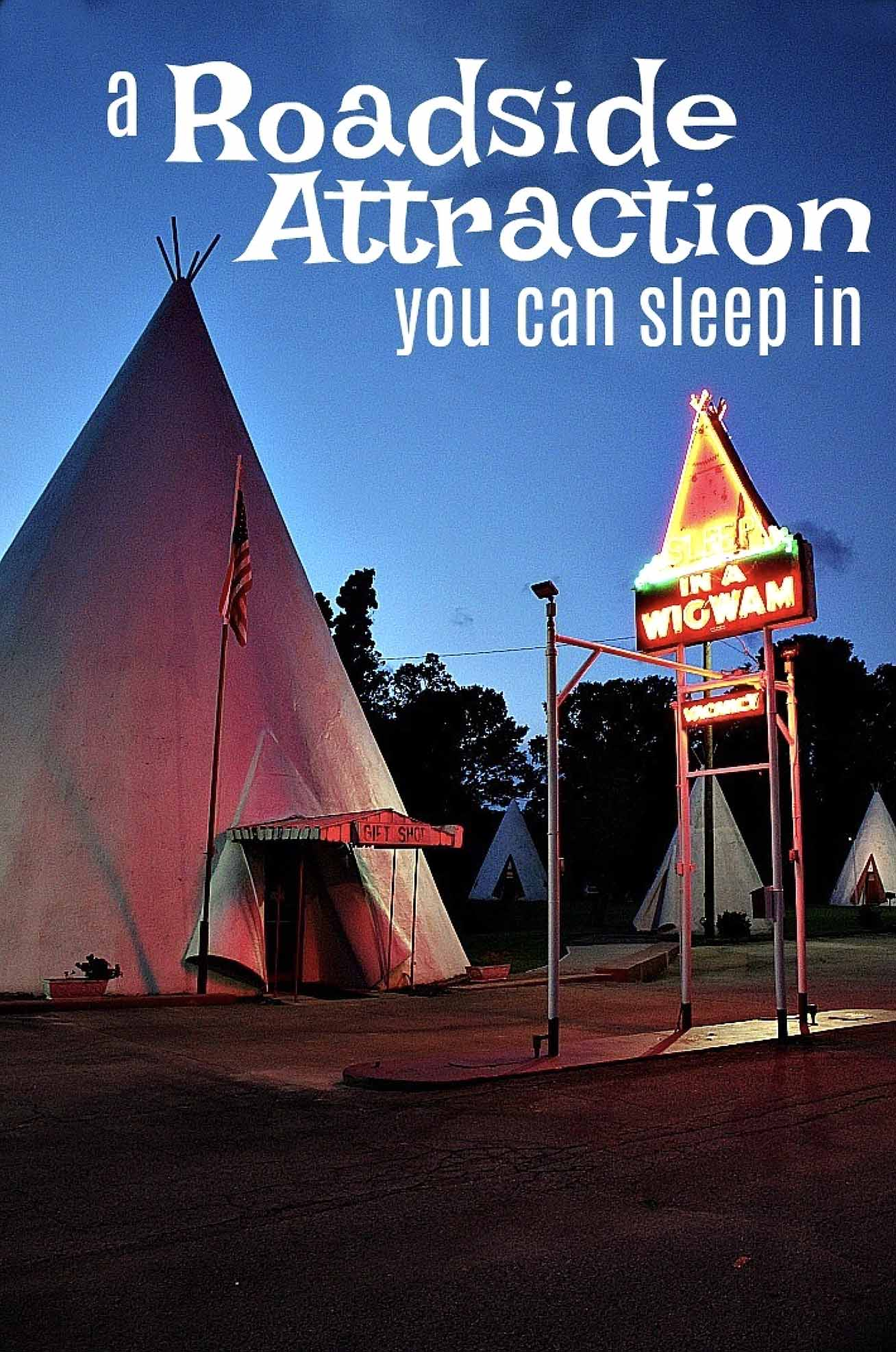 LET'S PARTY IN A WIGWAM – The WigWam Motels