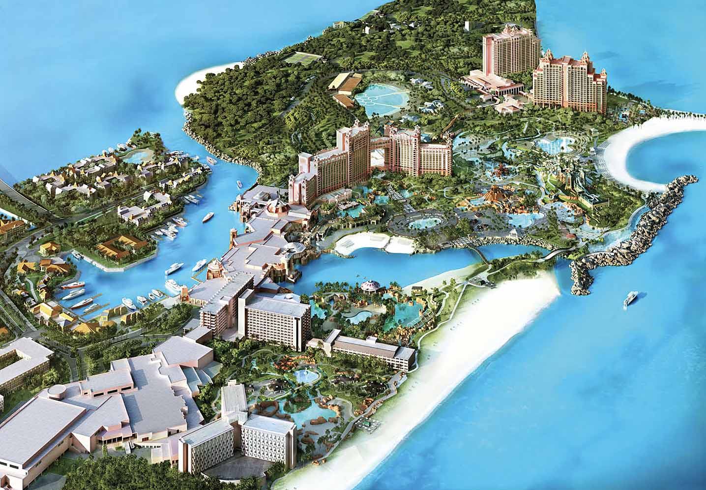 Atlantis Paradise Island Resort The Bahamas