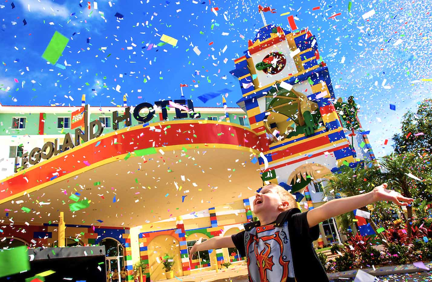 LEGOLAND HOTEL THEME AND WATERPARK – Florida