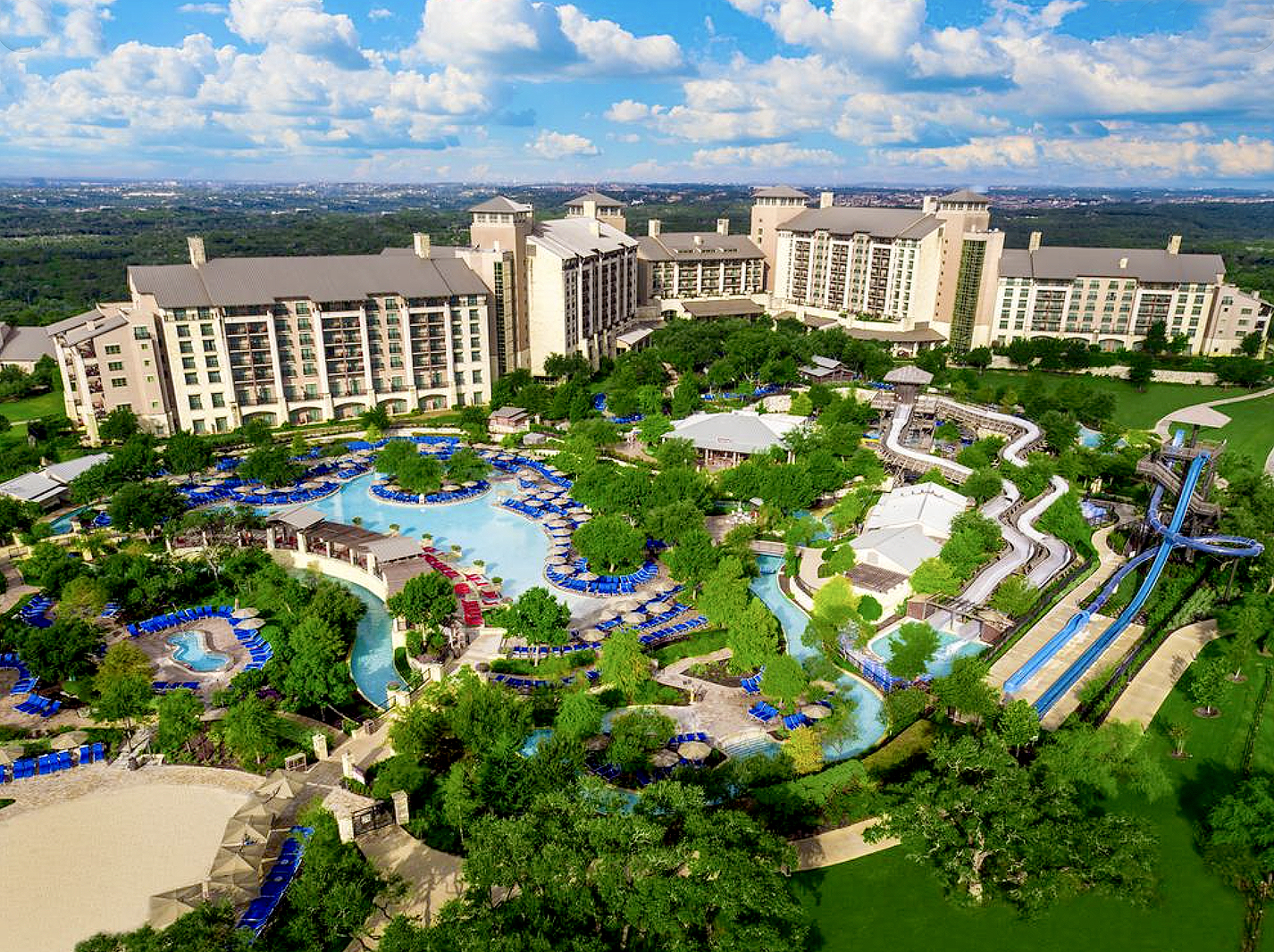 The Best Hotels with WaterParks