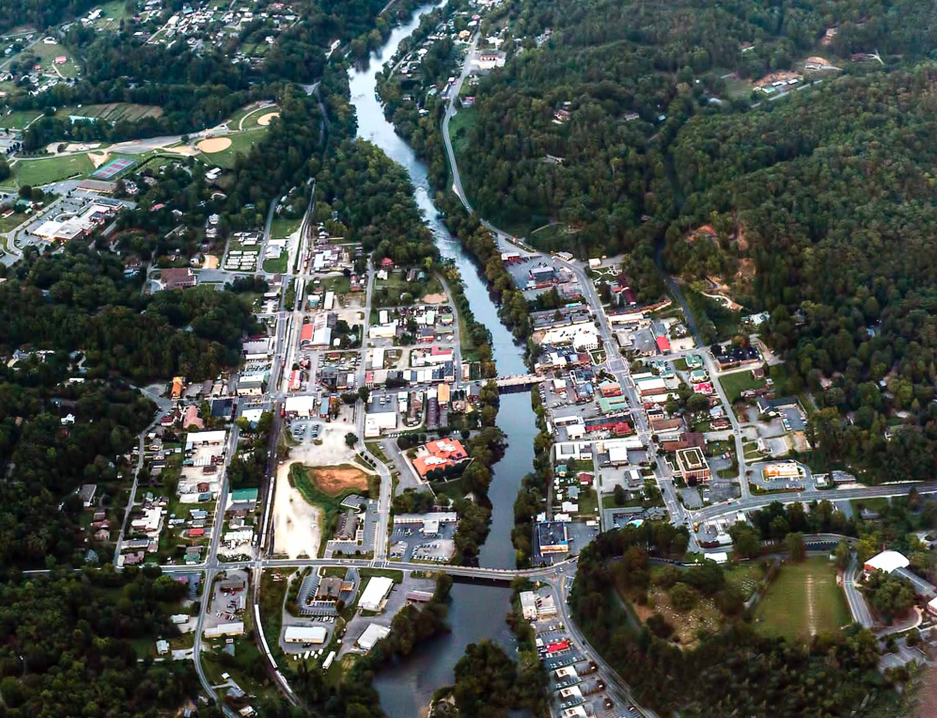 Bryson City, North Carolina