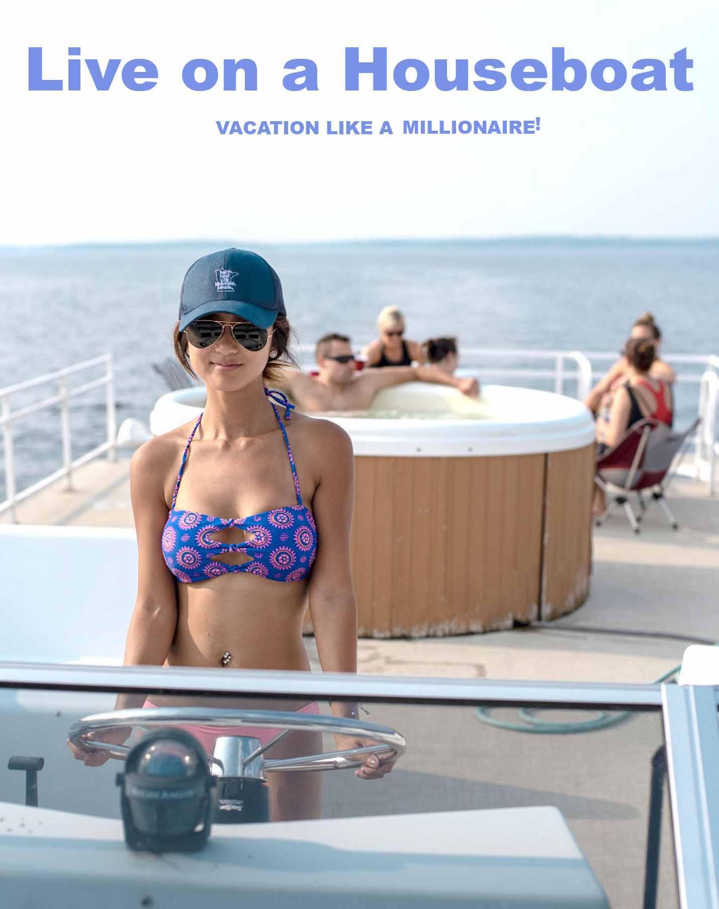 Vacation Like a Millionaire